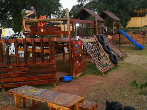 AJ in the Park | Child Friendly Restaurant Johannesburg | Things to do With Kids
