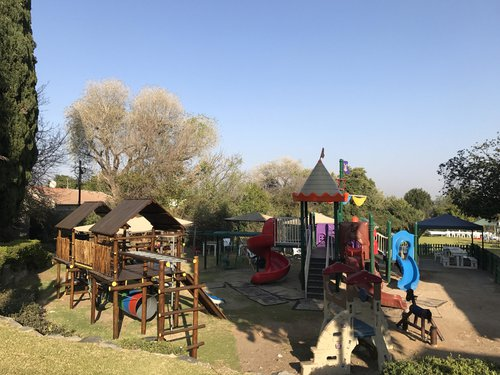 Secret Tea Garden | Child Friendly Restaurant Johannesburg | Things to do With Kids