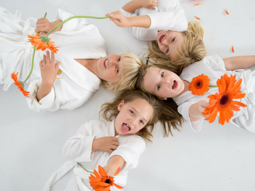Mangwanani Spa Pamper party | kids party idea | Port Edward | Things to do with kids |