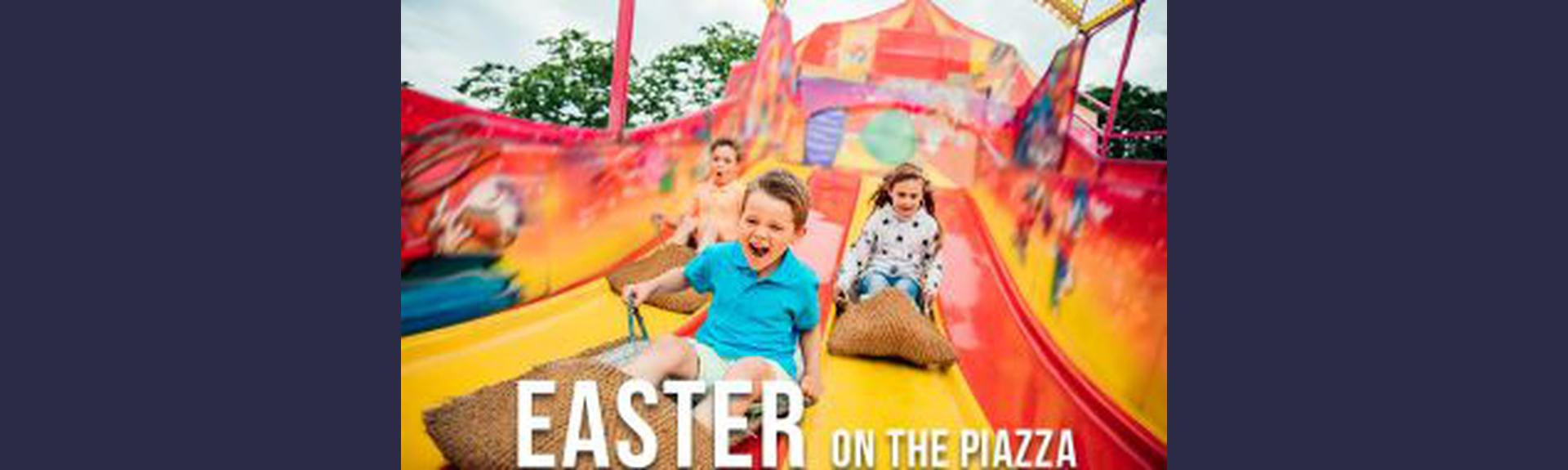 Easter on the Piazza at Montecasino | Things to do With Kids
