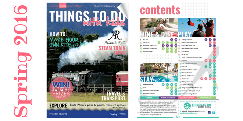 "Parent's guide to ""Play"" magazine- Spring 2015"