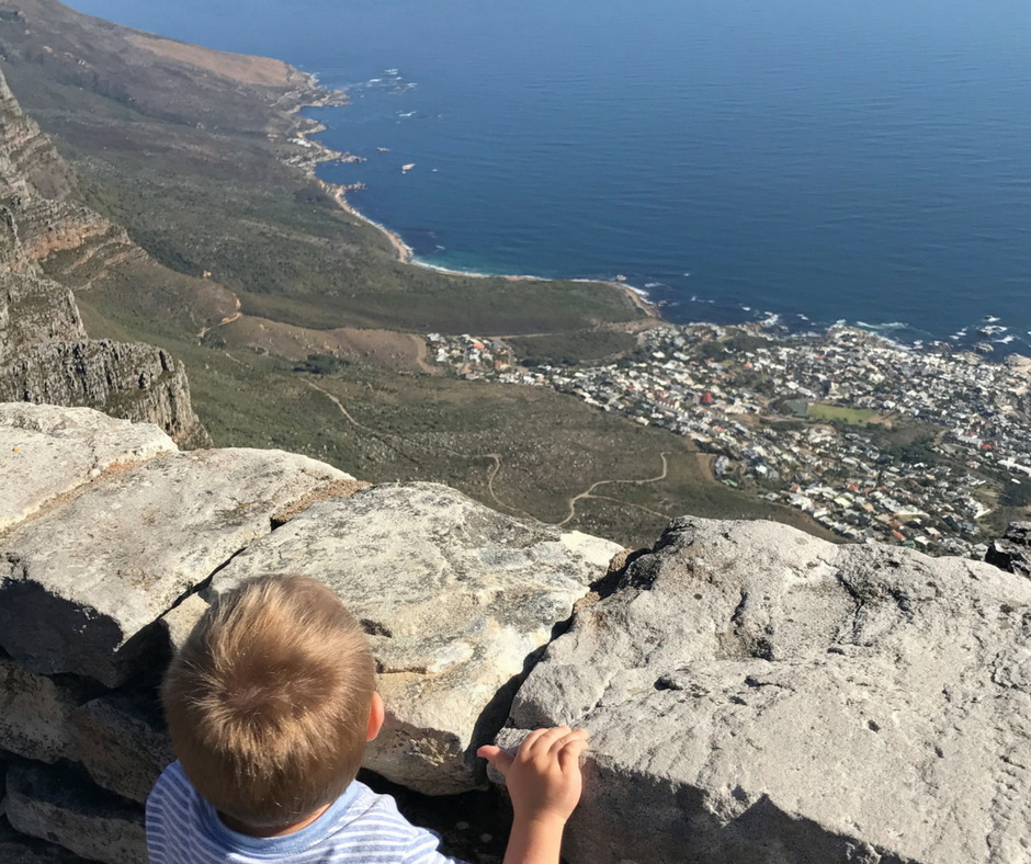 48 Hour Getaway in Cape Town with Kids