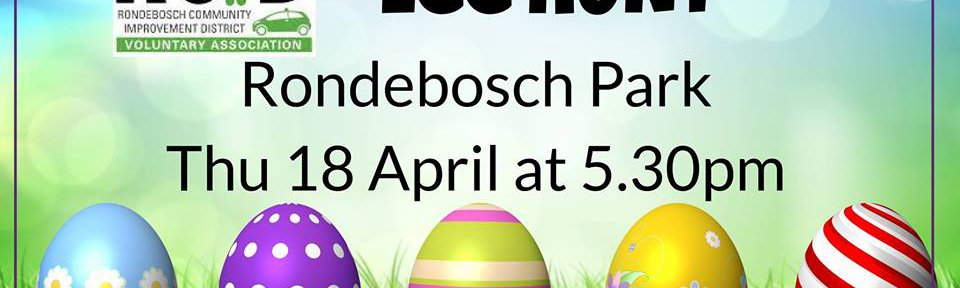 RCID Easter egg hunt- Rondebosch Park | Things to do With Kids