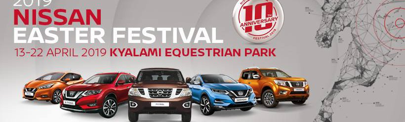 2019 Nissan Easter Festival | Things to do With Kids