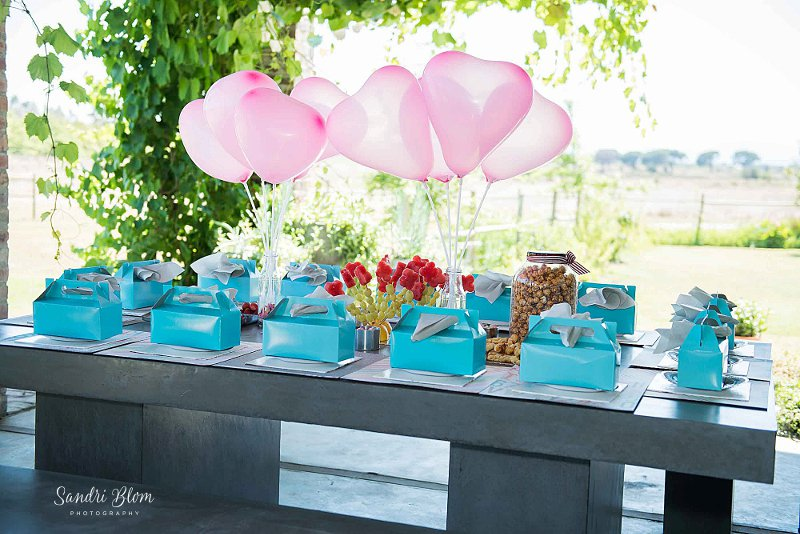 Ami's Colourful Kids Party by Sandri Blom Photography