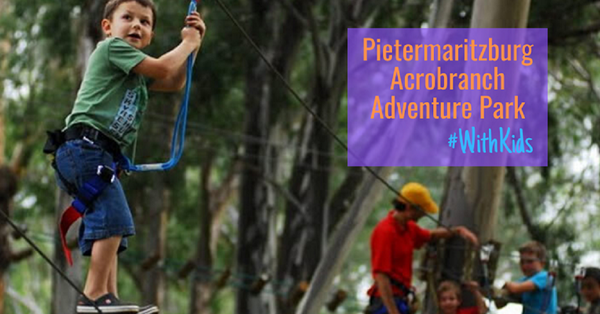 Acrobranch | Pietermaritzburg | Kids Party Venue