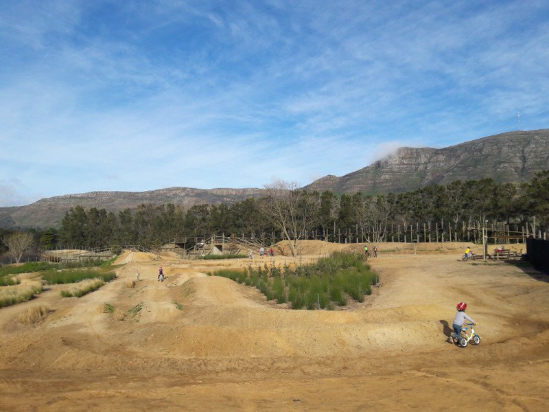 Bike Park Kids Constantia| Things to do with kids