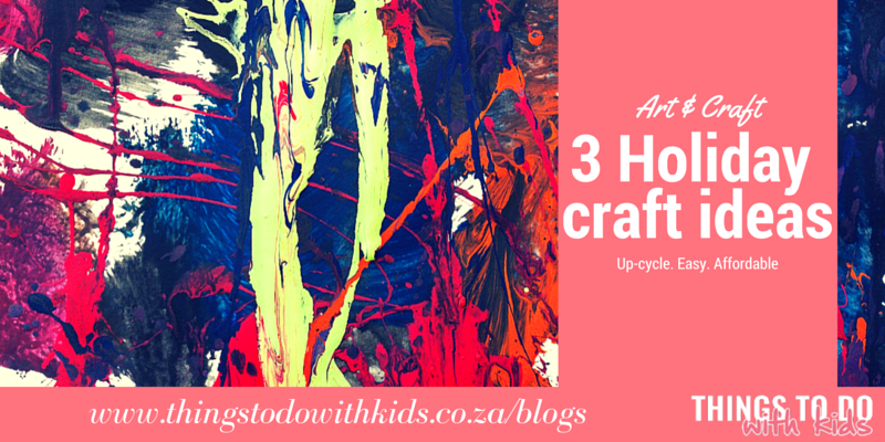 Arts And Crafts Things To Do With Kids Toilet Roll Craft
