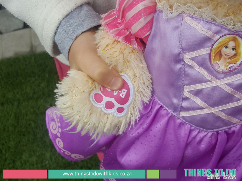 Sound box gift inspiration from Build A Bear| Things to do with Kids