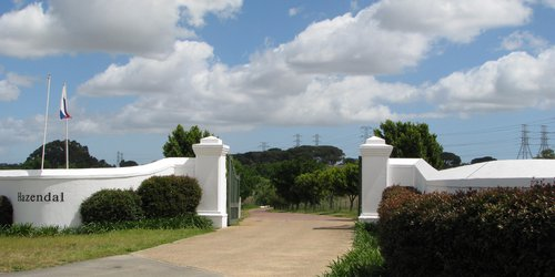 Hazendal Wine Estate and Hermitage Family Restaurant