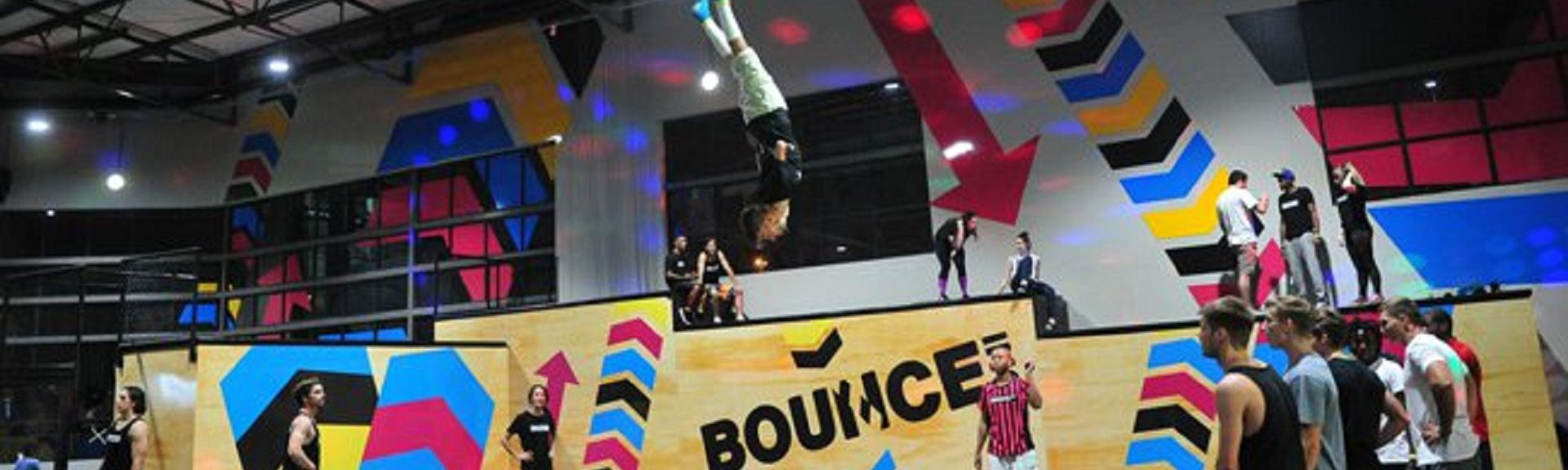 Bounce Trampoline Park | Johannesburg | Kids Indoor Party Venue