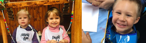 Canvas Club Spring Events | Bloemfontein | Tings to do With Kids