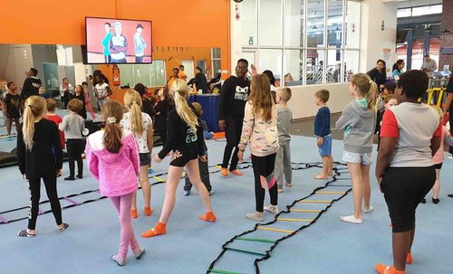 The Kids Gym | Cape Town | Kids Sport activities