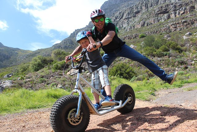 Scootours Cape Town | Adventure + Kids Parties | Things to do With Kids