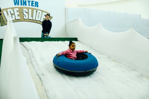 Ice Slides | Capegate | Kids activities