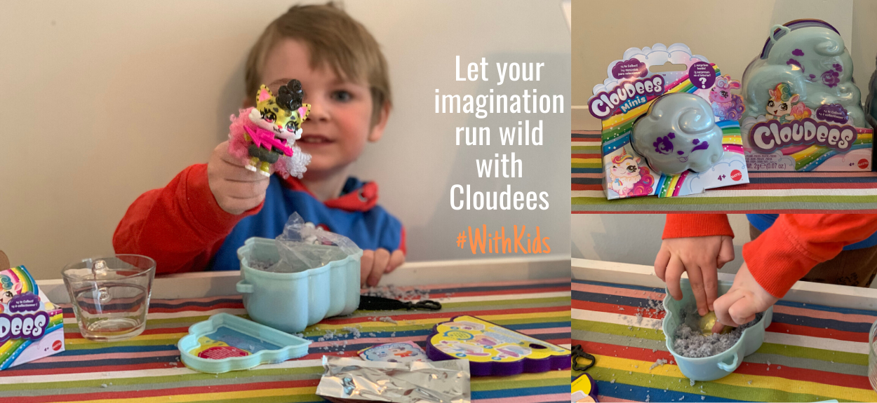 Let your imagination run wild with Cloudees