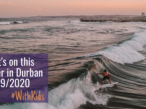 What's on for families in Durban this Summer 2020