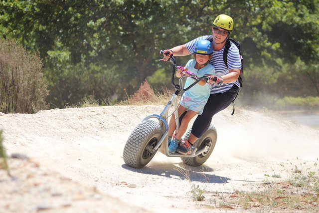 Scootours Franschhoek | Adventure + Kids Parties | Things to do With Kids