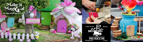 Make it Magical Workshop - Arts & Crafts | Southern Suburbs Kids Parties | Cape Town | Things to do With Kids