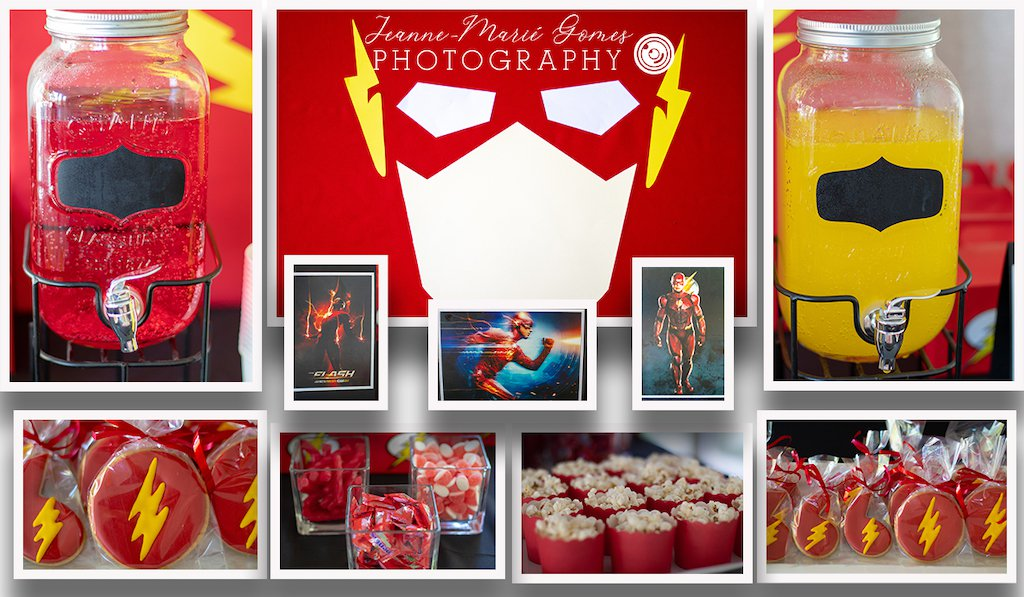 The Flash - Kids Party Ideas - Things to do With Kids