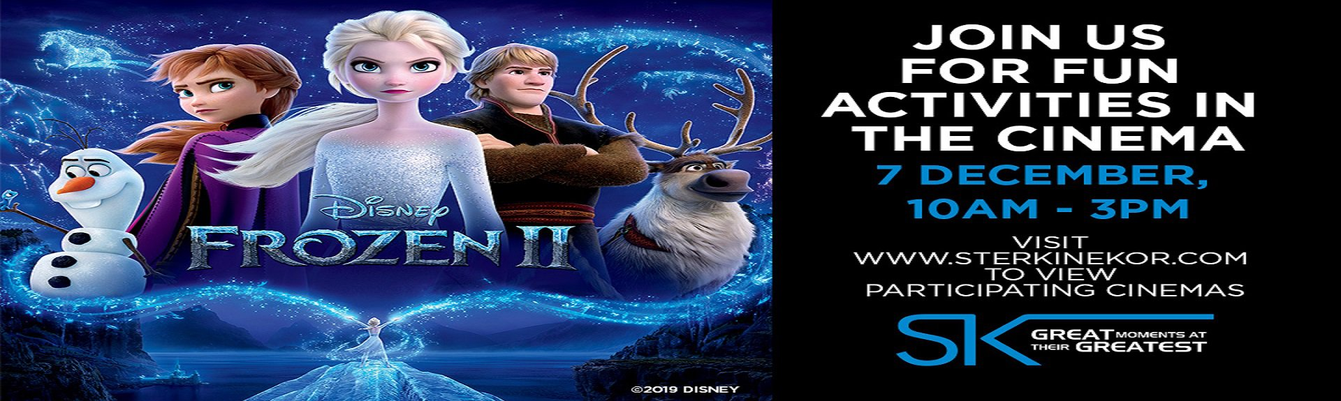 Frozen 2 | Ster Kinekor | Things to do With Kids