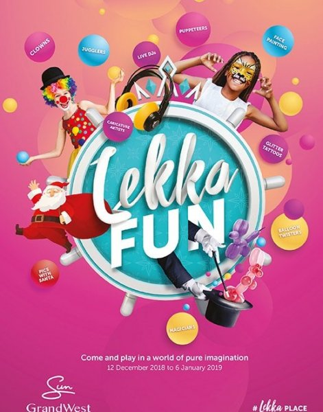 GrandWest | Cape Town | Family Entertainment | Things to do With Kids