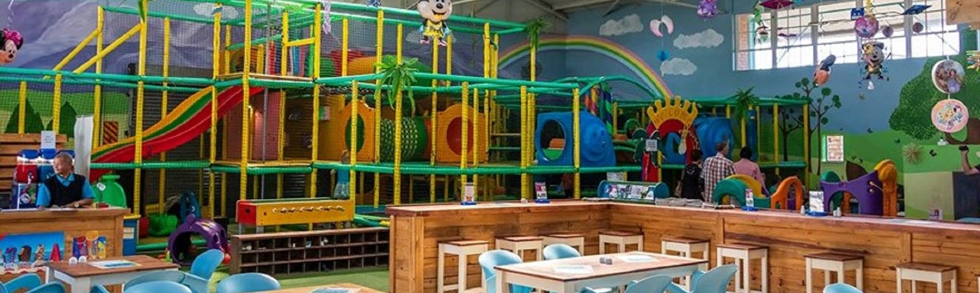 Happy Vally Kids Play Centre | Garden Route | Things to do With Kids