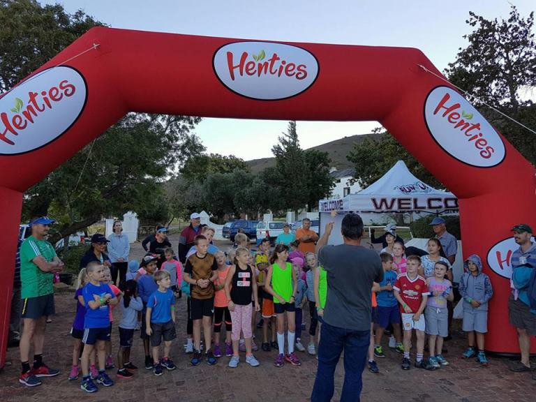 Running Events | Western Cape | Things to do With Kids