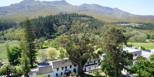 Grabouw and the Elgin Valley