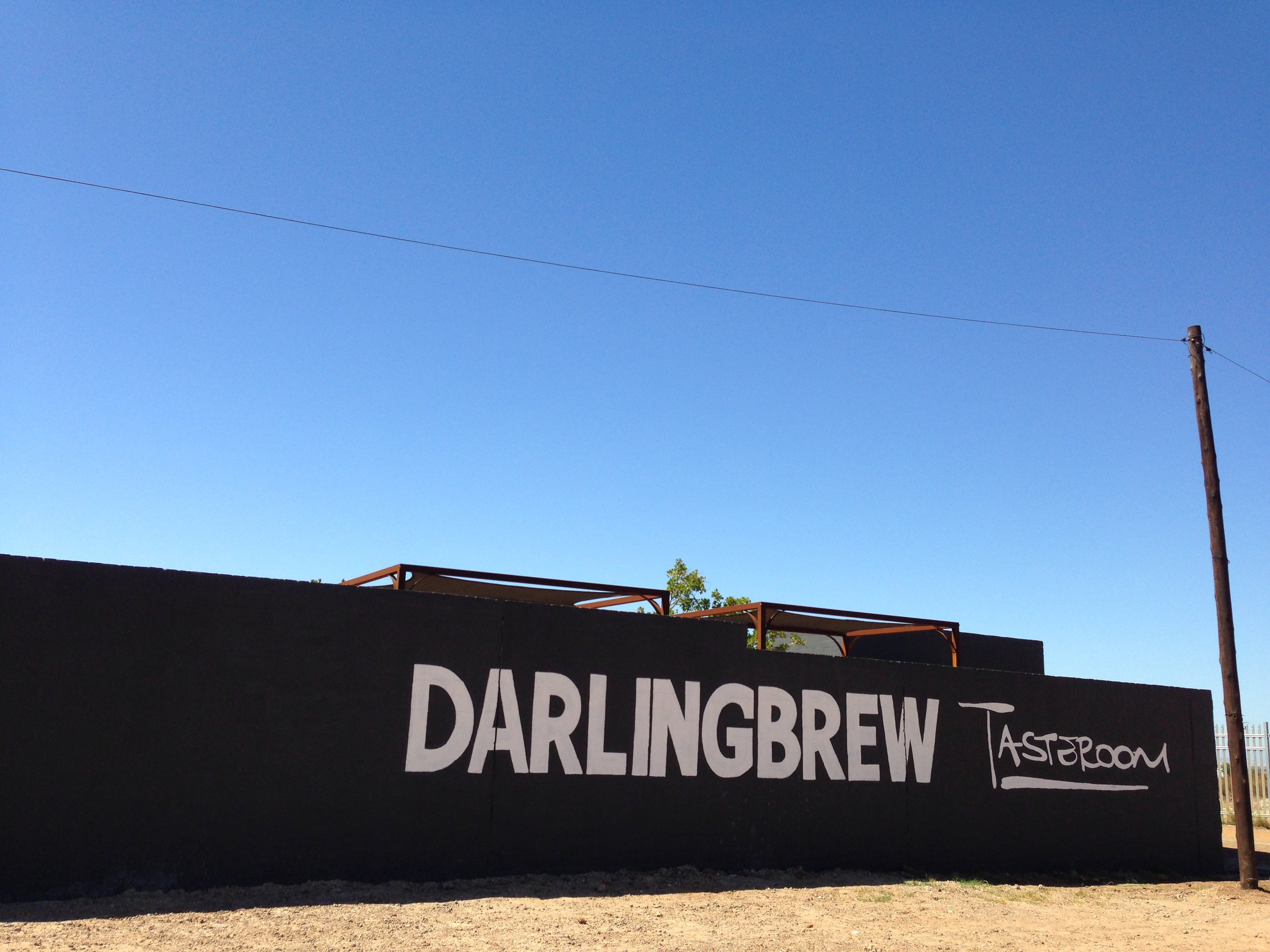 Something different to do in Darling, Darling Brewery