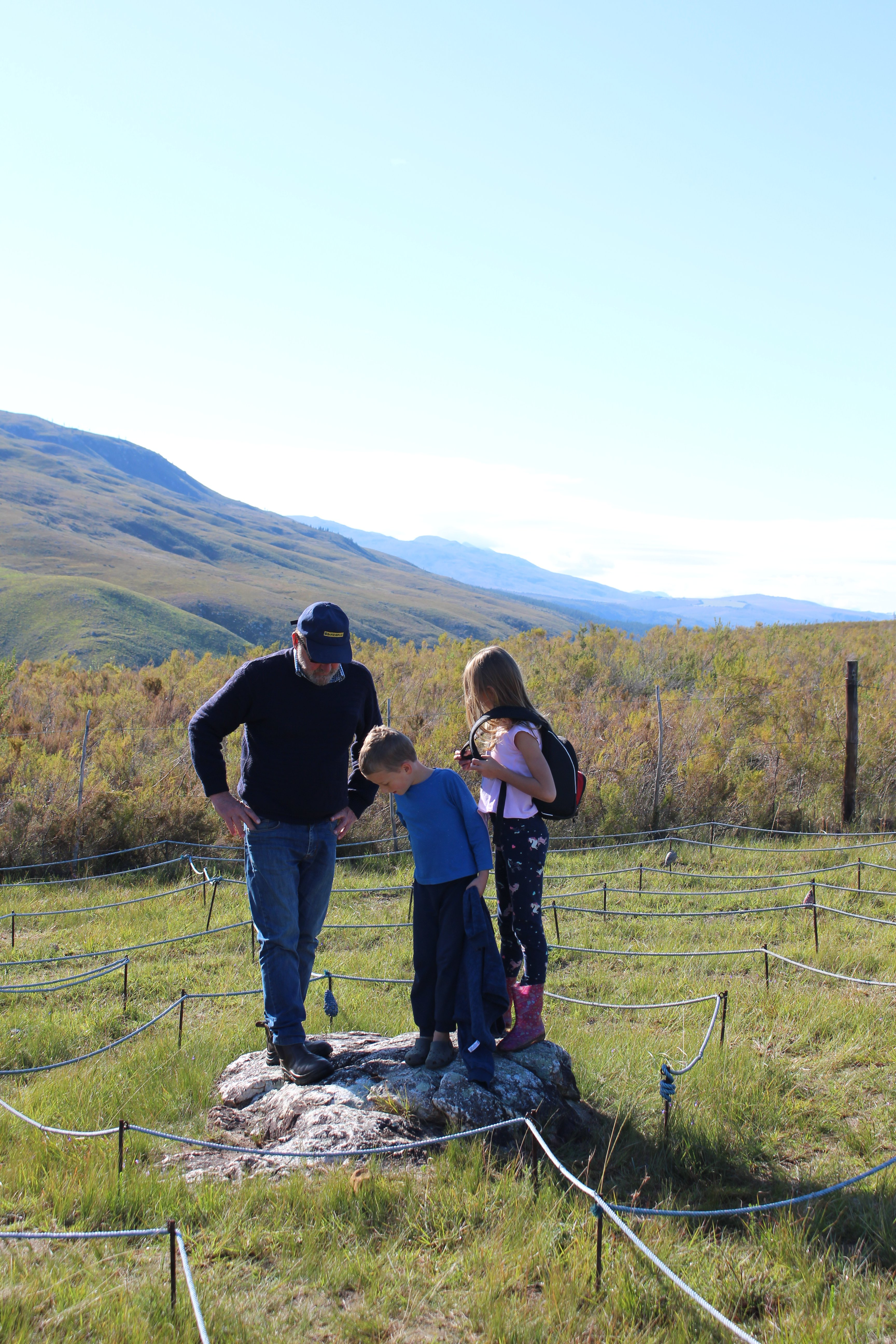 Labarynth Meditation | Swellendam Buffeljags | Family Friendly Farmstay | Things to do with Kids