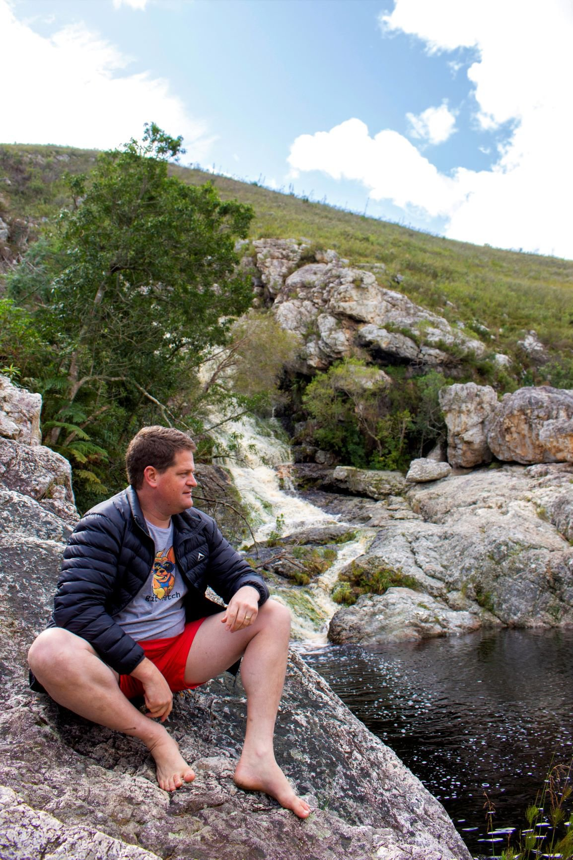 Waterfall Hike | Swellendam | Things to do With Kids