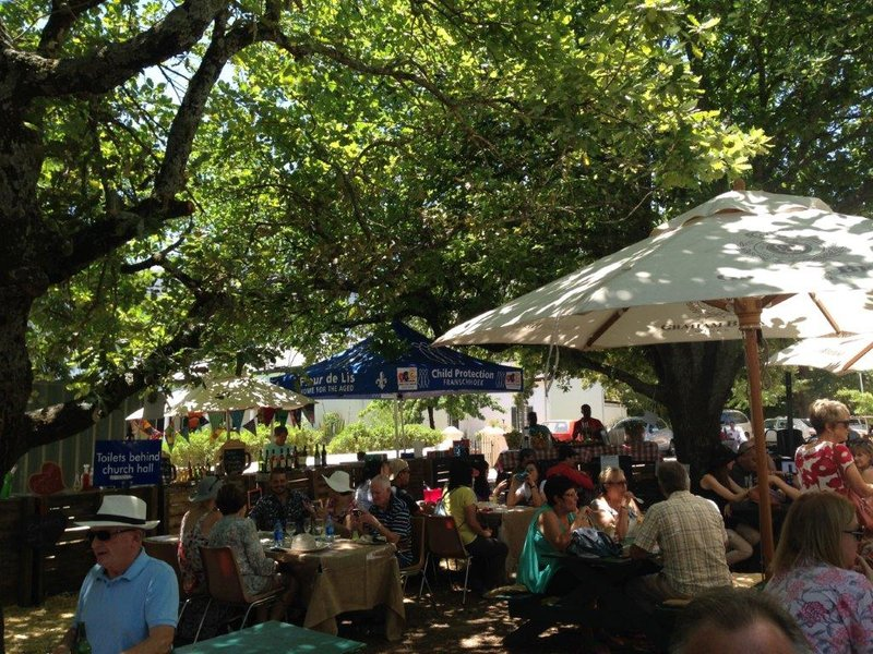 Village Market Eikehof Franschhoek Valley | Getaways & Excursions | Things to do with Kids