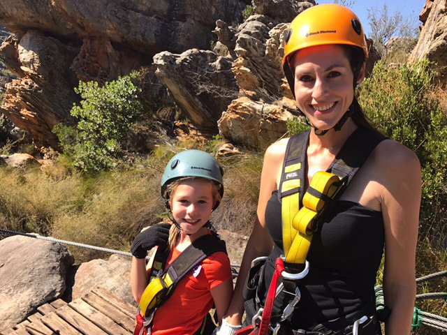 Things to do in Ceres |Zipline Adventure| Things to do with Kids