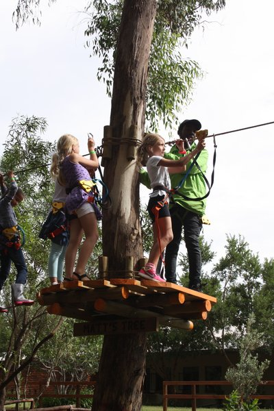 Kids party Ideas | Acrobranch Kids Party Venue | South Africa