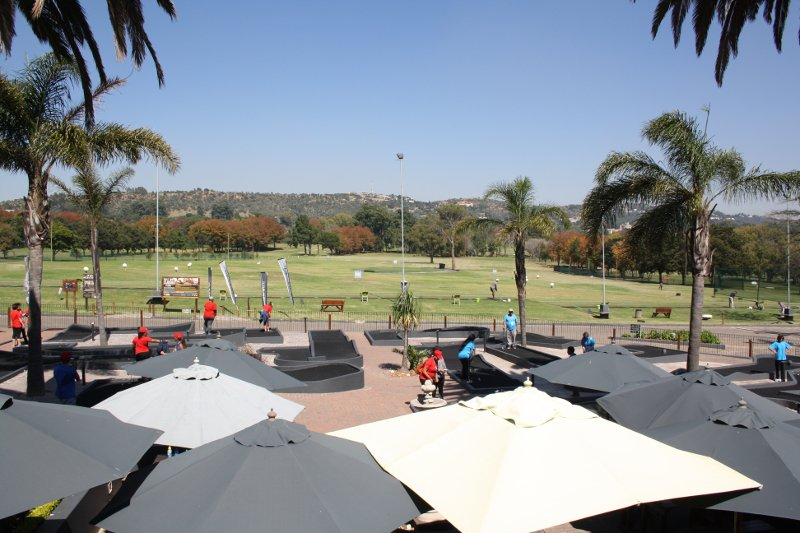 Putt Putt in Johannesburg | Things to do With Kids