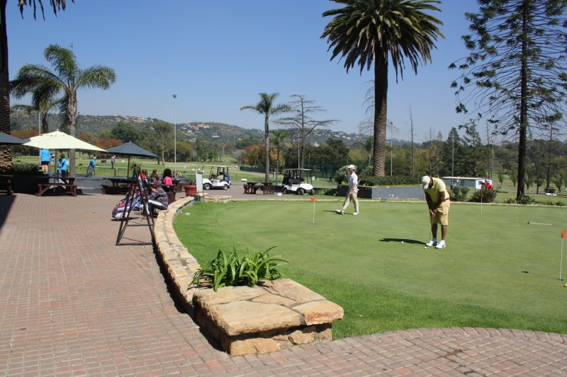 Golf Driving Range Johannesburg | Things to do With Kids