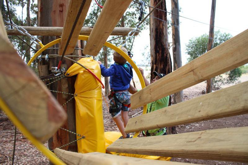 Acrobranch | Stellenbosch Cape Town | Things to do with Kids