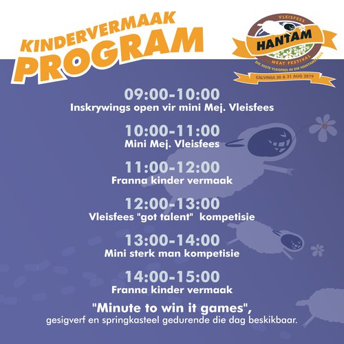 Hantam Vleisfees | Calvinia | Special Events | Things to do With Kids