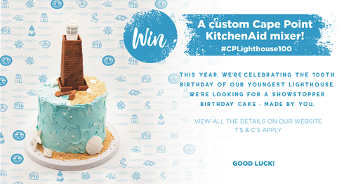 Win Kitchenaid Mixer | Cape Point | Competition
