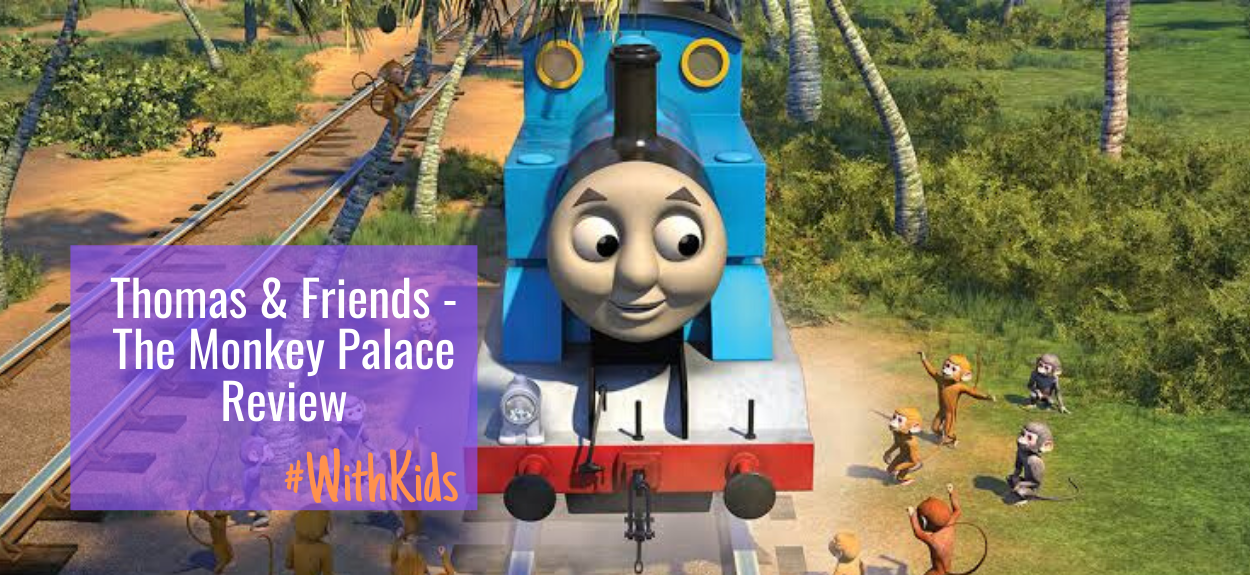 Thomas & Friends - The Monkey Palace Review