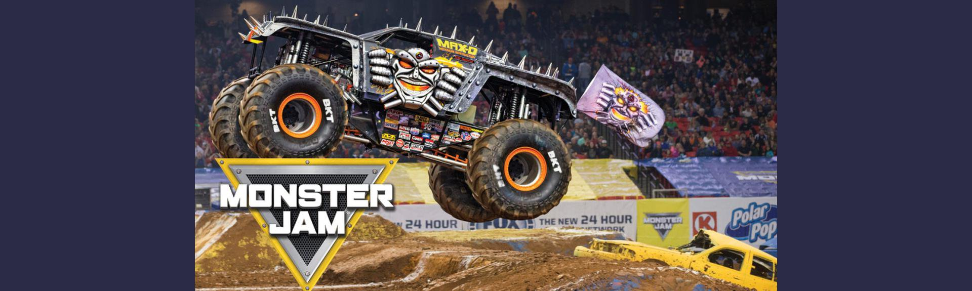 Monster Jam | Johannesburg | Things to do With Kids