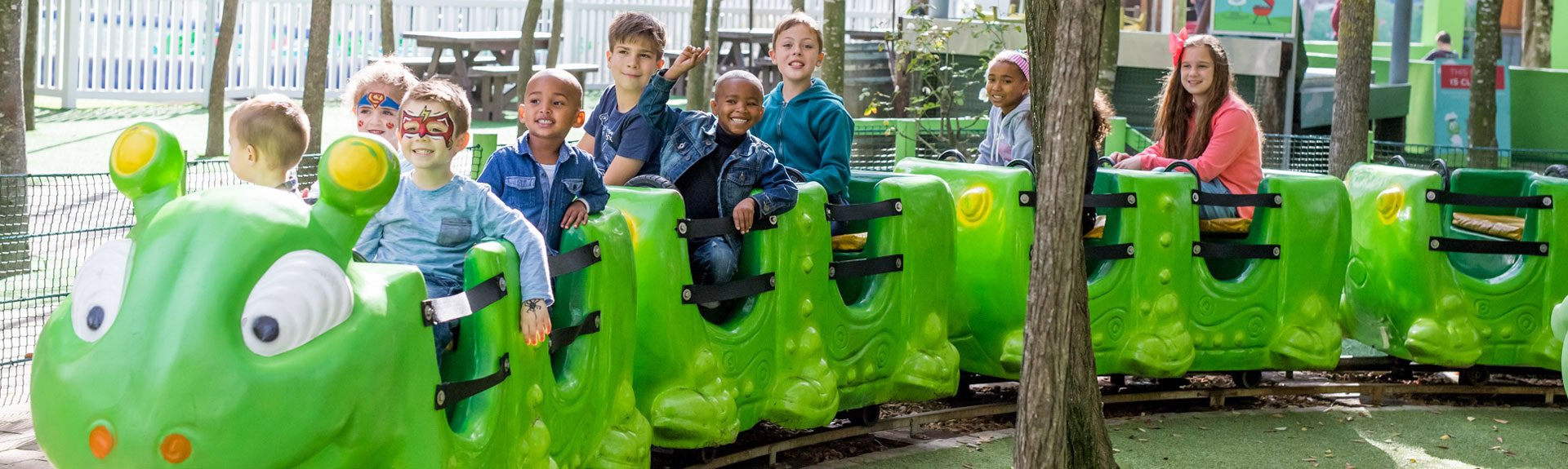 Bugz Playpark | Cape Town | Things to do With Kids