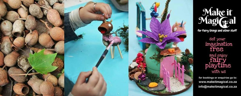 Make it Magical Kids Fairy Parties | Cape Town | Things to do With Kids