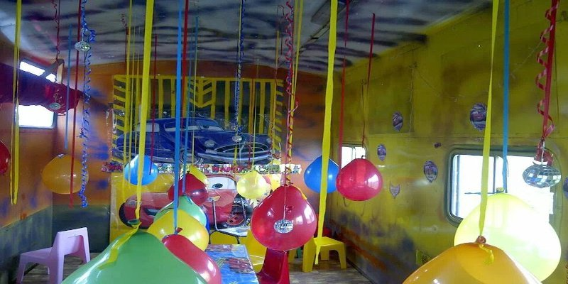 Cats Bus Parties | Kids Party Venues Johannesburg | Things to do WithKids