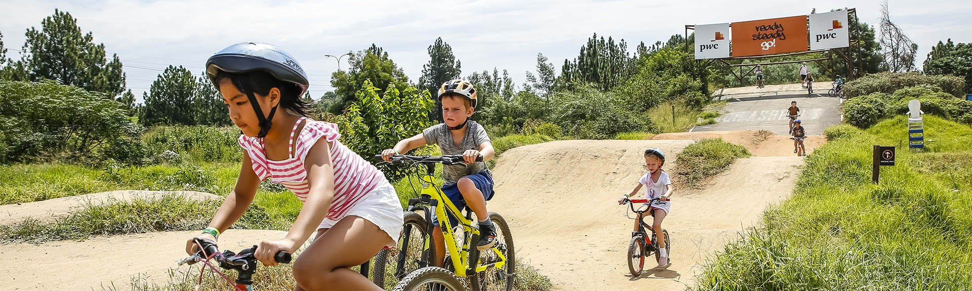 PWC Bike Park | Gauteng | Kids'  Sport Activities
