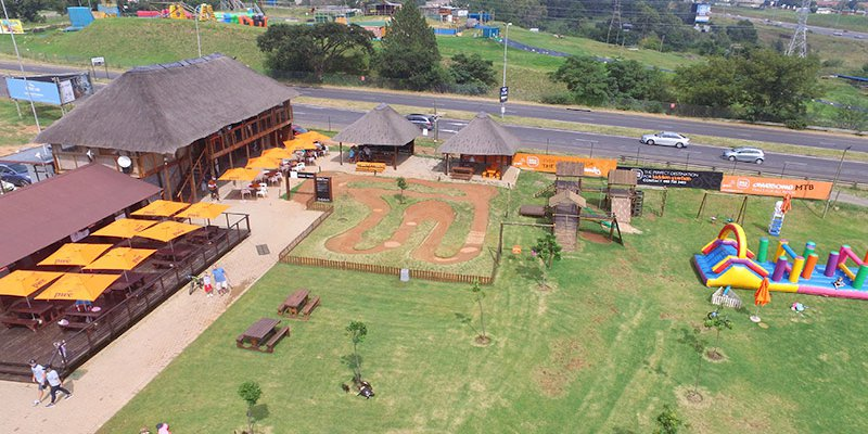 PWC Bike Park | Kids Party Venues Johannesburg | Things to do WithKids