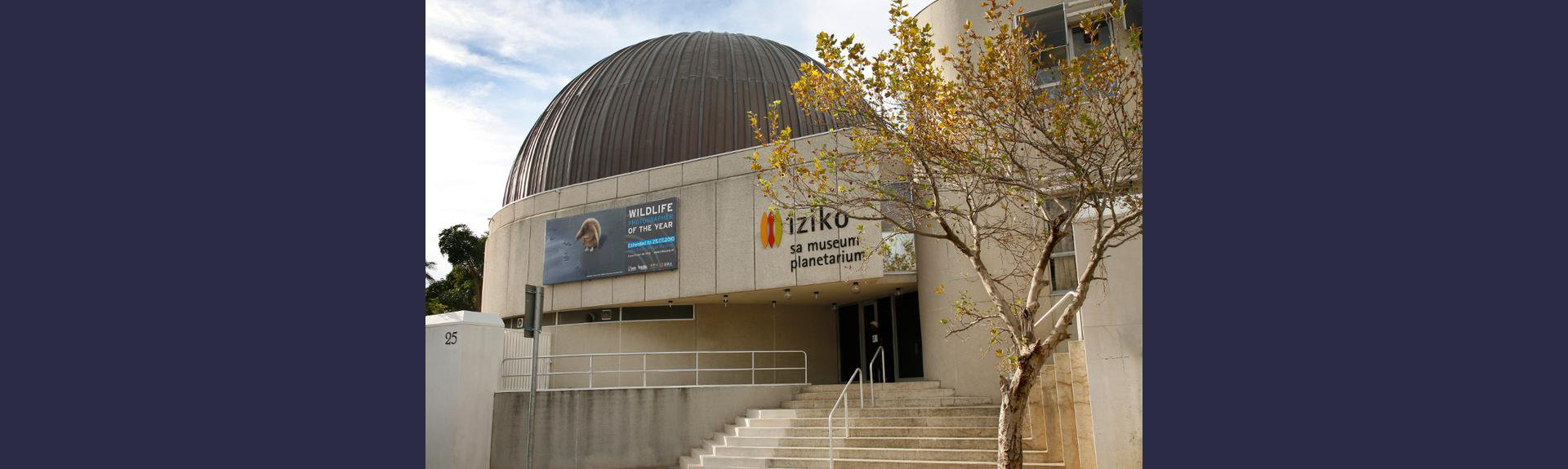 Iziko Planetarium family friendly activity in Cape Town