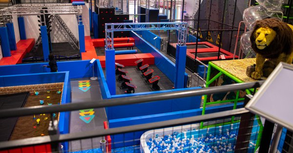 Playalot Indoor Play Park, Cape Town North
