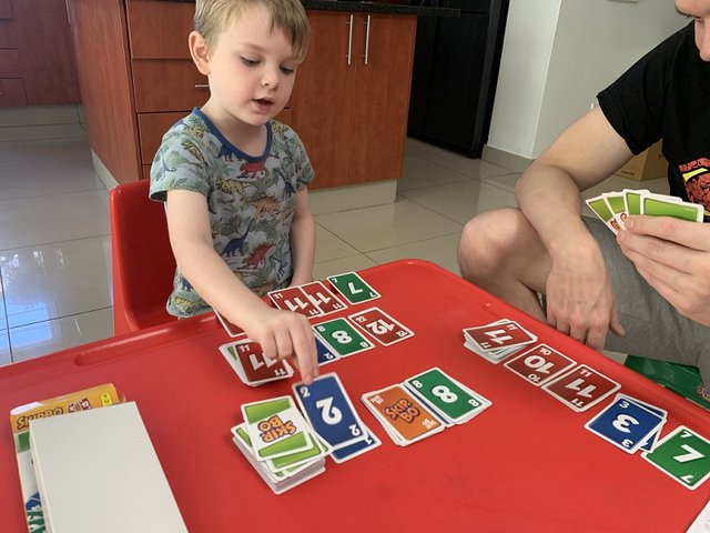 Skipbo the ultimate sequencing card game